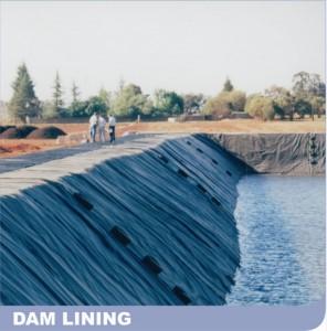 Farm dam lining 3