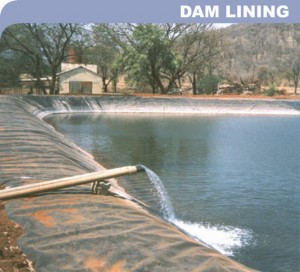 Farm dam lining